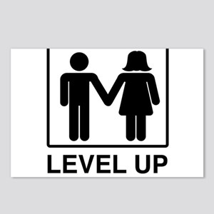 Level Up Postcards (Package of 8)